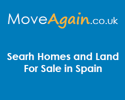 Find homes for sale in Spain