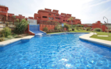 2 bedroom holiday apartment to rent in Costa Galera, Estepona