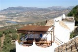 6 Bedroom holiday country house rental in Iznajar