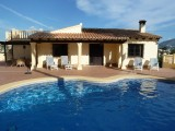 Holiday Villa with Private Pool In Moraira, Costa Blanca, Spain