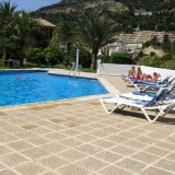 2 bedroom holiday rental apartment in Pueblo Mascarat, Altea