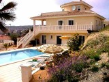 Luxurious 7 bedroom villa with private pool. £1500.00 per week