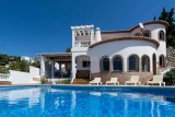 Holiday Villa with Private Heated Pool for Rent in Salobrena - Villa Amani