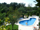 Spacious and well equipped villa with 15m private pool.
