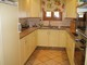 Kitchen with granite worktops and plinths with appliances.Note: Separate utility room.